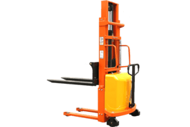 semi electric pallet stacker 副本